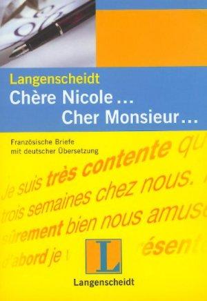 Auf an brief französisch freund schreiben einen Einen persönlichen